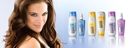Серия средств по уходу за волосами HairX от Oriflame